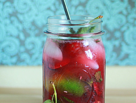 My Pity Party For One Doesn't Include a Cherry Mojito