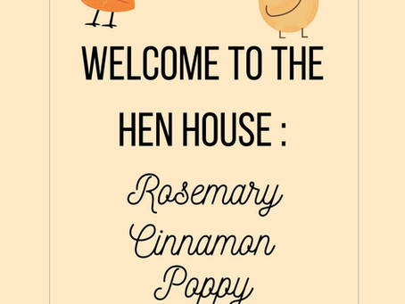Welcome to our Hen House