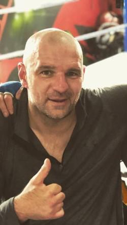 Kieron nolan - L1 coach