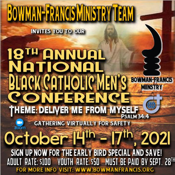 National Black Catholic Men's Virtual Conference 2021 (1)