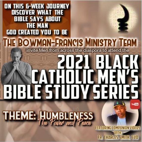 6-Week Men's Bible Study Series