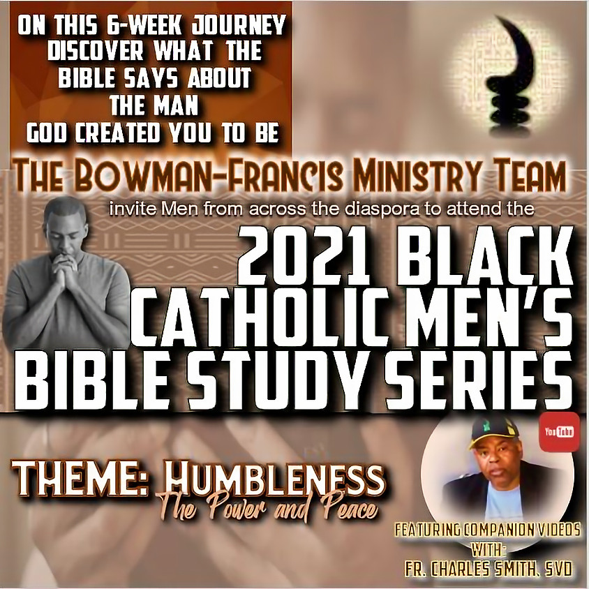 6-Week Men's Bible Study Series