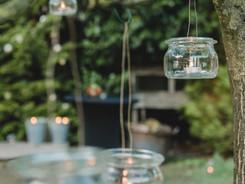 Geniet van een unieke glamping setting in je eigen tuin of op locatie.