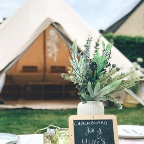 event organisator / party planner / weddingplanner - Pascale Engelen - Hasselt - Glamping