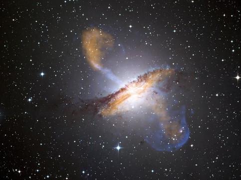 מעט מזער על היקום שסובב אותנו