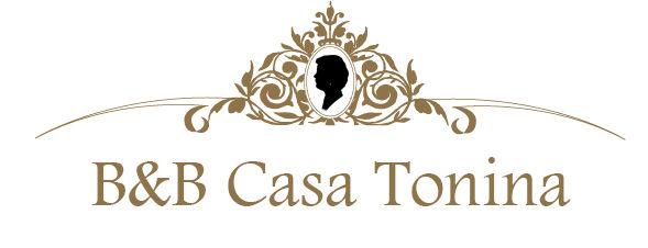 Logo del B&B Casa Tonina