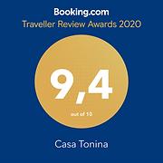 Voto Booking aggiornato al 2020 B&B Casa Tonina Carloforte Sardegna