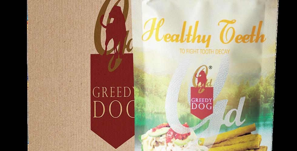 Healthy Teeth Cheese Formula 12 x 80g