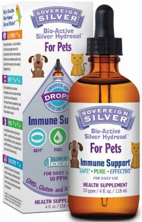 Colloidal_Silver_FOR Dogs Immune System