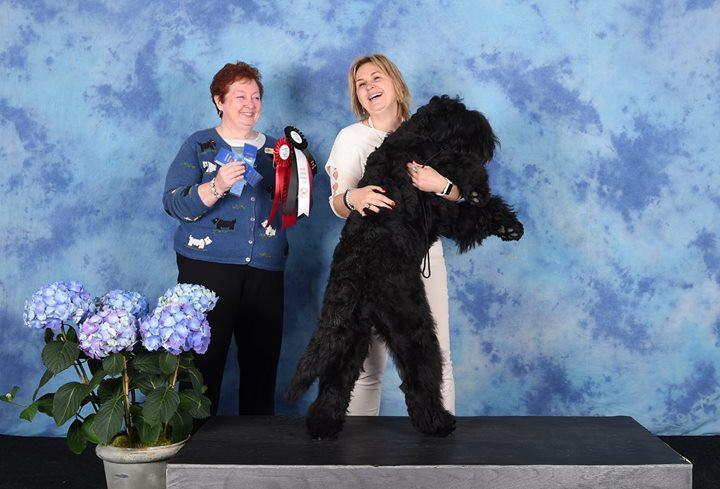 Bagheera Bella Deti Arbata - TOTAL Dog (United Kennel Club) Judge Kim Alexander