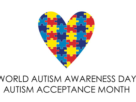 World Autism Awareness/Acceptance Day and My Life's Path to Autism