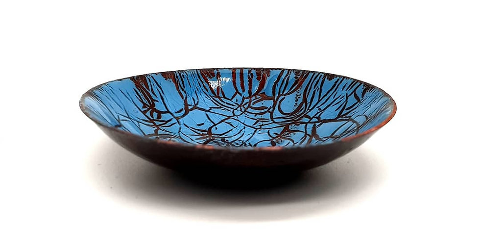 enamel ring bowl