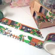 LoZ OoT Looping Washi Tape