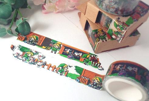 Legend of Zelda Lon Lon Ranch