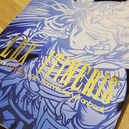 """Final Fantasy Series Collaborative Fanbook """"Lux Itineris"""""""
