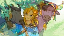 LoZ Breath of the Wild: Link
