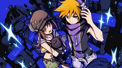 TWEWY: Neku and Shiki