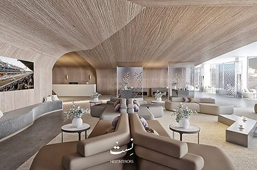 Architectural Space design by Nest _#abu