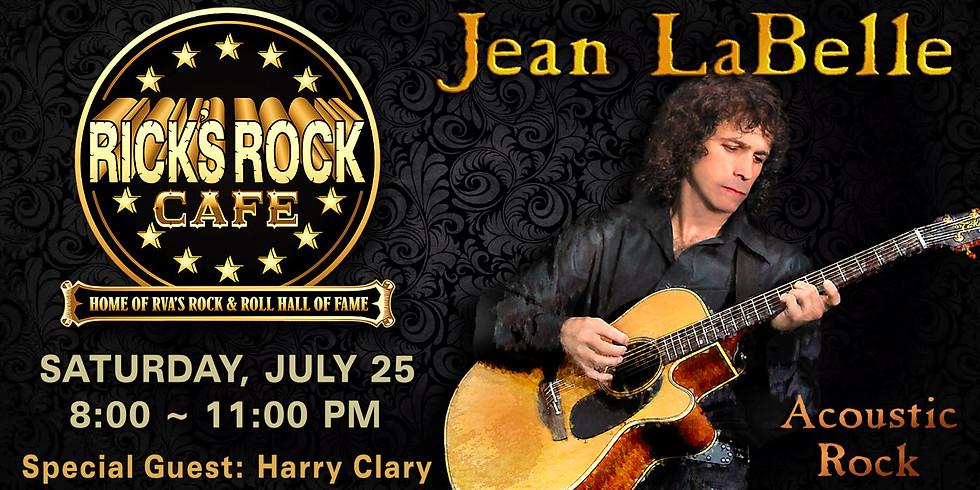 Jean Labelle Acoustic Rock