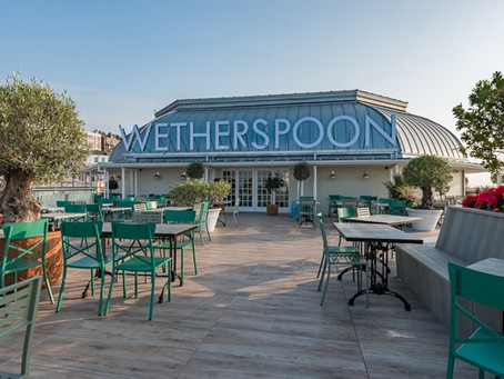 The Biggest Wetherspoons In The UK!
