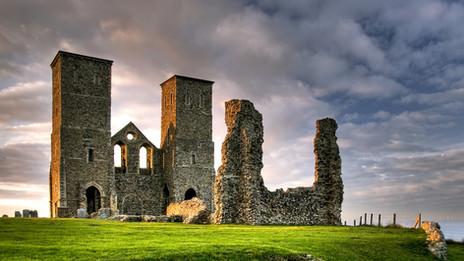 Reculver Castle