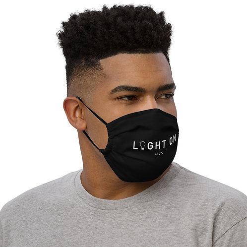MLS Light On Face mask