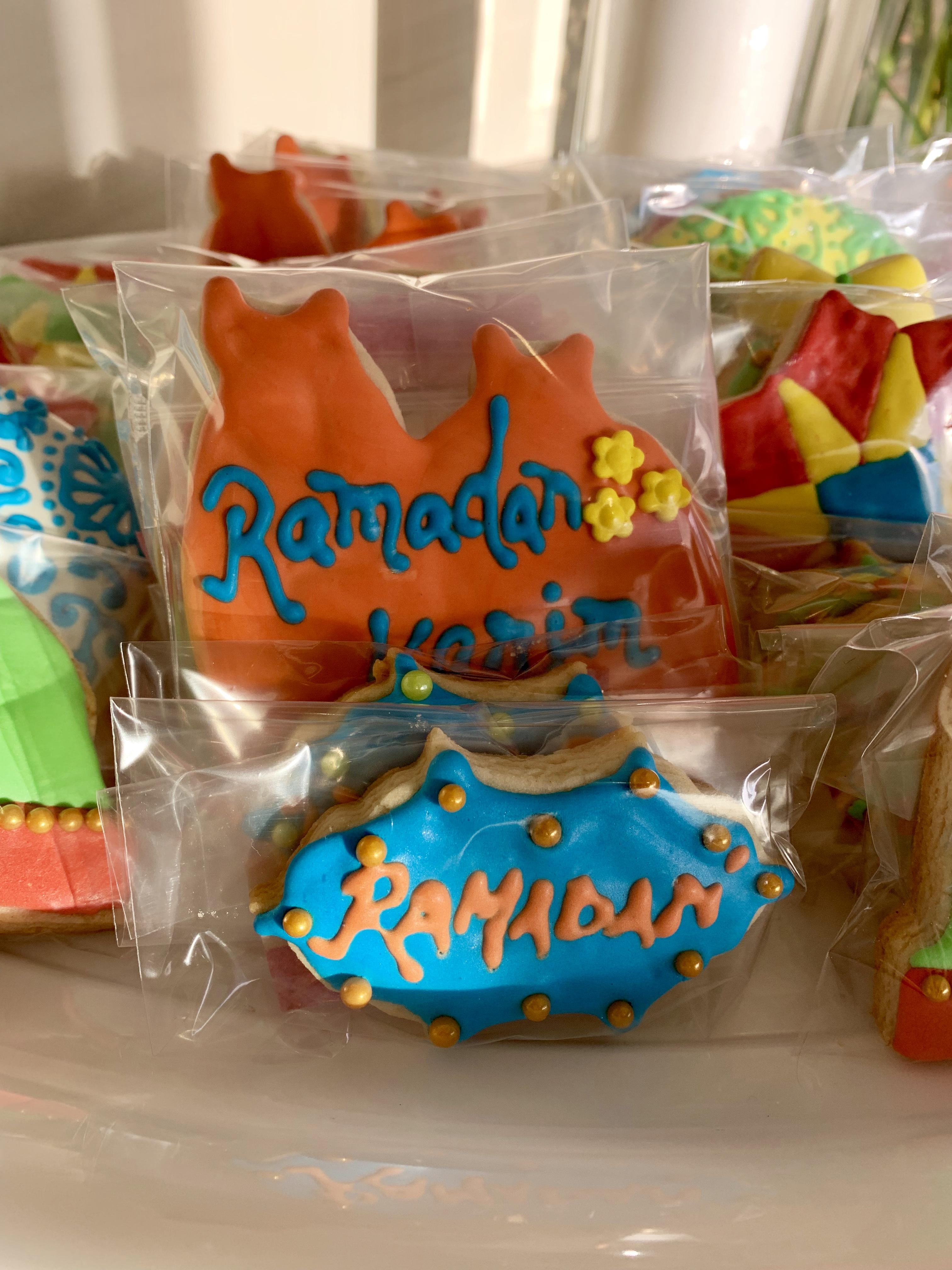 Ramadan Cookie Favors