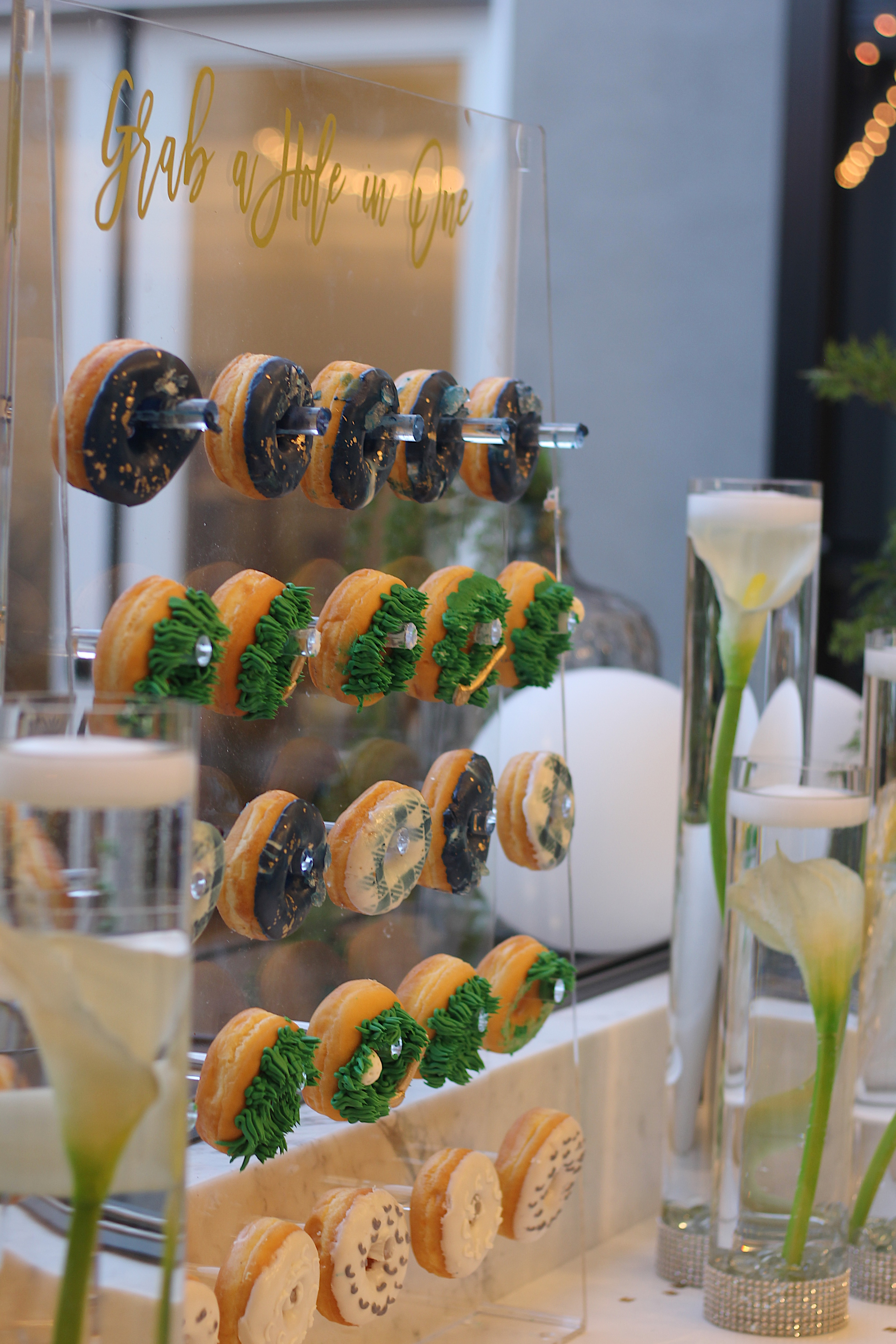 Alien Donuts & Butterfly Events
