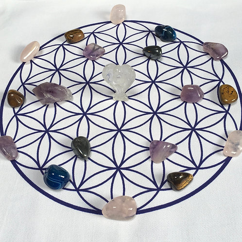Spirit Connection Grid 1