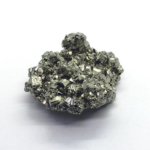 Medium Pyrite Rough Tumblestone