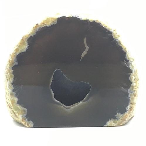 Natural Agate Geode 207 grams
