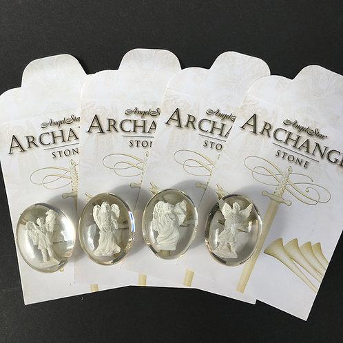 Archangel Stones - Michael, Raphael, Uriel & Gabriel
