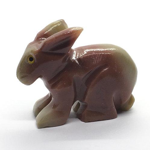 Soapstone Rabbit