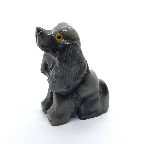 Soapstone Dogs