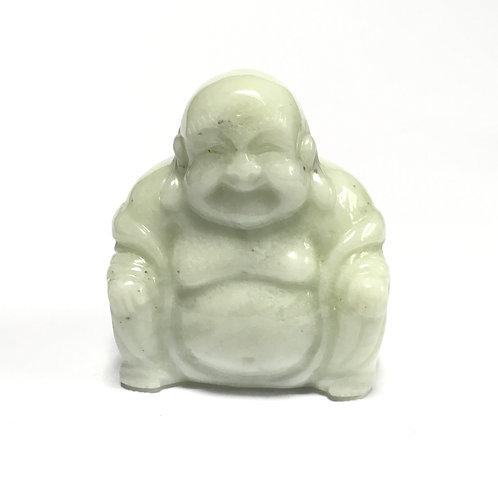 New Jade Crystal Buddha
