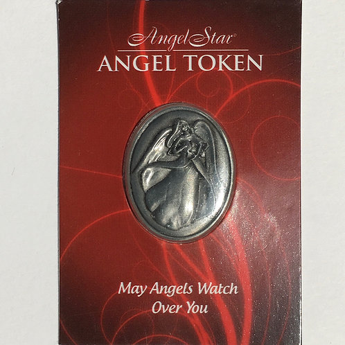 Angel Token - May Angels Watch Over You