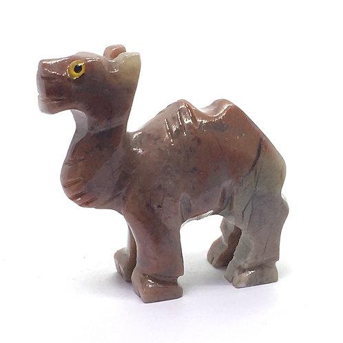 Soapstone Camel