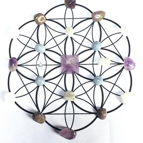 Spirit Connection Grid 3