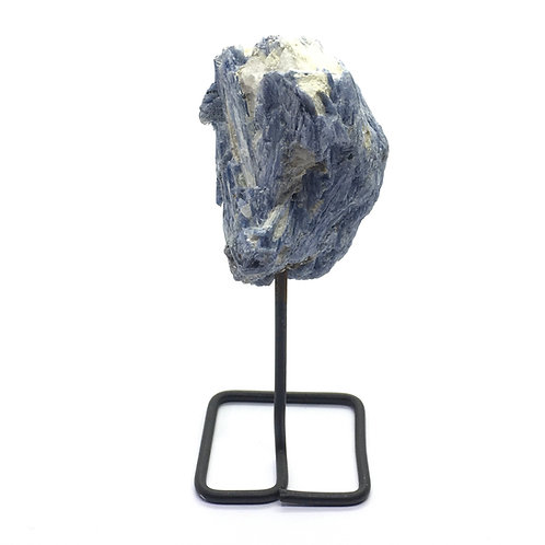 Kyanite Crystal on a Stand