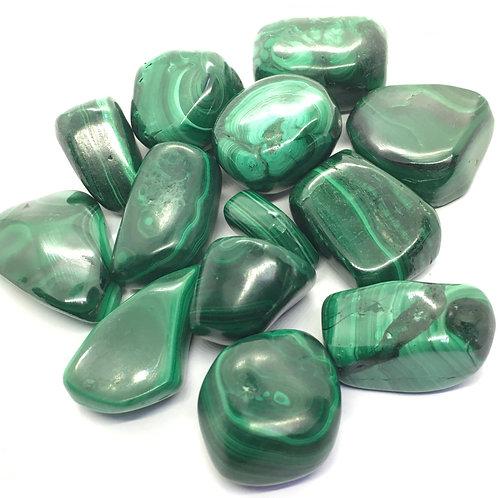 Malachite Tumblestones