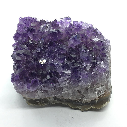 Amethyst Cluster from Brazil - 149 Grams