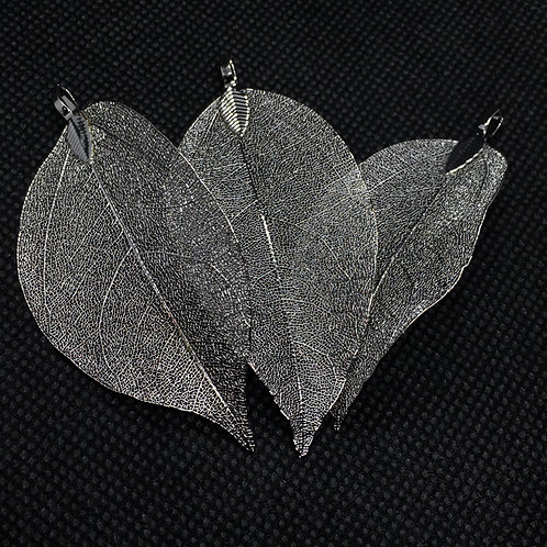 Electro Plated Silver Leaf