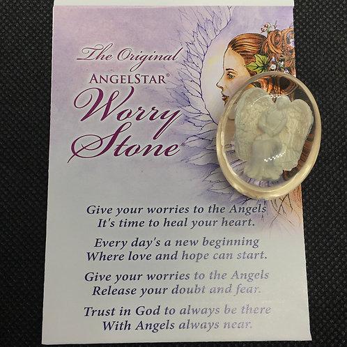 Angel Stones - Worry Stone - Courage
