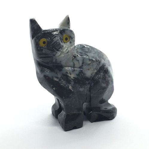 Soapstone Cats