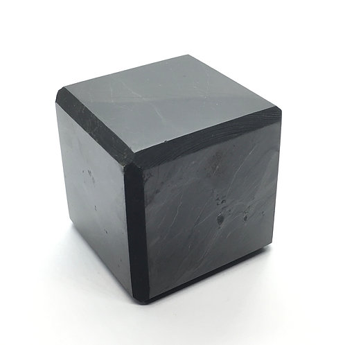 Shungite 50mm Cube