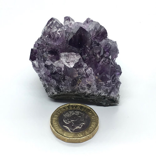 Amethyst Clusters from Brazil -85 Grams