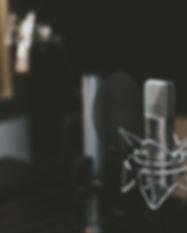 Studio mikrofonu