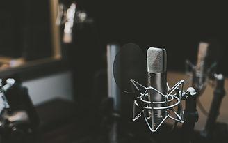A Studio Microphone