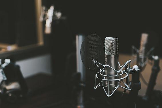 Studio-Mikrofon