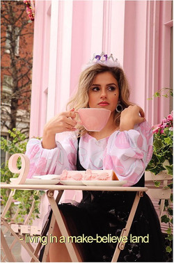 Electra Heart's Pity Party